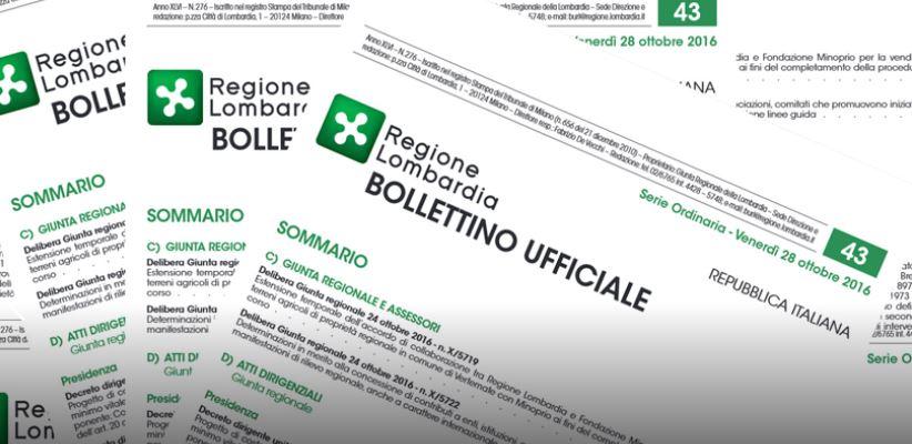 Regione Lombardia: proroga trasmissione piano gestione solventi e autorizzazione alle emissioni in atmosfera