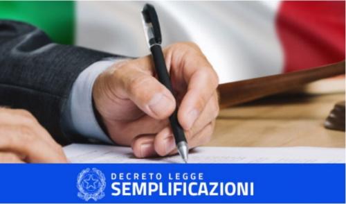 """Nel """"Decreto Semplificazioni bis"""" , un primo correttivo al D.Lgs 116/20202 in materia di rifiuti."""