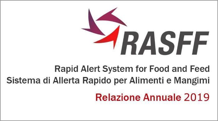 RASFF 2019: pubblicato il rapporto annuale