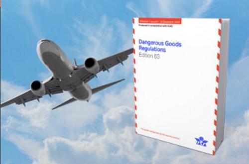Novità e cambiamenti più importanti del Manuale IATA DGR ed.63° 2022