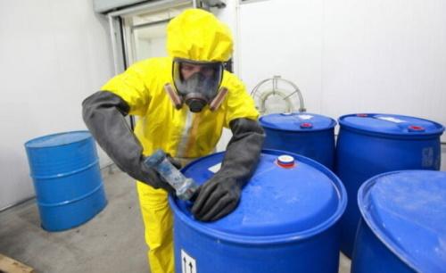 Gestione dei rifiuti e Sicurezza sul Lavoro