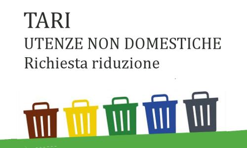 I rifiuti urbani prodotti dalle utenze non domestiche e la possibilità  di diminuzione della TARI entro il 31 maggio 2021.  Un'interessante novità del D.Lgs. 116/2020.