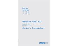 Medical First Aid, 2000 Ed.