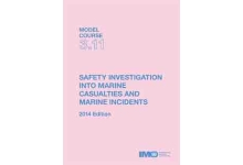 Safety Investigation into Casualties & Incidents, 2014 Ed.