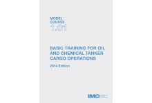 Basic training for oil and chemical tanker cargo ops, 2014 Ed.