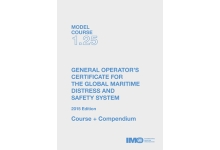 General operator's certificate for GMDSS, 2015 Ed.