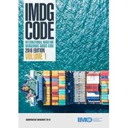 IMDG Code 2018