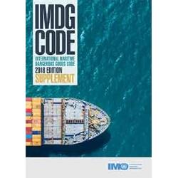 IMDG Code 2018 SUPPLEMENT