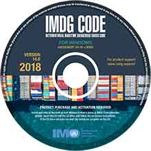 IMDG Code 2018 for Windows CD-ROM