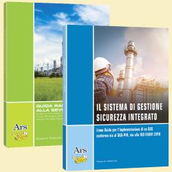 """GUIDA RAGIONATA ALLA SEVESO III - 2a ed. + IL SISTEMA DI GESTIONE SICUREZZA INTEGRATO - """"bundle"""""""