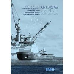 OSV Chemical Code, 2018 Ed. - e-reader