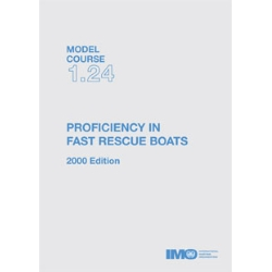 Proficiency in Fast Rescue Boats, 2000 Ed.
