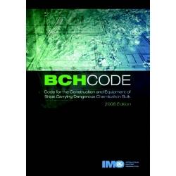 BCH Code, 2008 Ed.