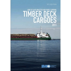 2011 Timber Deck Cargoes Code, 2012 Ed.
