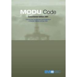 1989 MODU Code, 2001 Ed.
