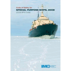 Code of Safety for Special Purpose Ships, 2008 Ed.