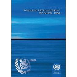 Tonnage Measurement of Ships, 1970 Ed. - e-reader