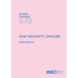 Ship Security Officer, 2012 Ed. - e-book