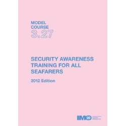Security Awareness Training for all Seafarers, 2012 Ed. - e-book