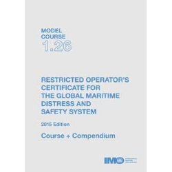 Restricted Operator's Certificate for GMDSS, 2015 Ed. - e-book