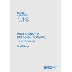 Proficiency in Personal Survival Techniques, 2019 Ed. - e-reader