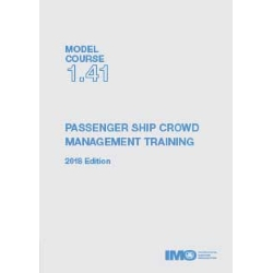 Passenger Ship Crowd Management Training, 2018 Ed. - e-reader