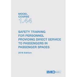 Safety Training for Personnel, 2018 Ed. - e-reader