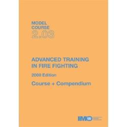 Advanced Training in Fire Fighting, 2000 Ed. - e-book