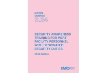 Security Awareness Training for Personnel with DSD, 2018 Ed. - e-book