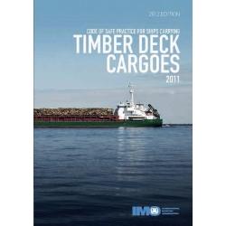 2011 Timber Deck Cargoes Code, 2012 Ed. - e-reader
