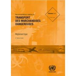 Transport of Dangerous Goods - Model Regulations - 21st