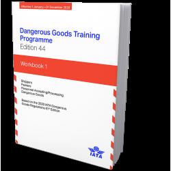 IATA Dangerous Goods Training Book 4 - 2020 Ed.