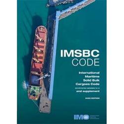 IMSBC Code and Supplement, 2020 Edition