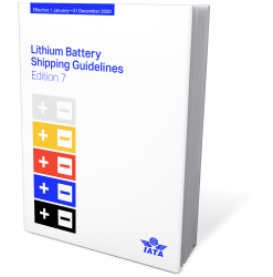 IATA Lithium Battery Shipping Guidelines