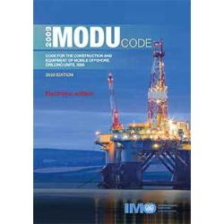 MODU Code, 2009  - 2020 Ed. - e-reader