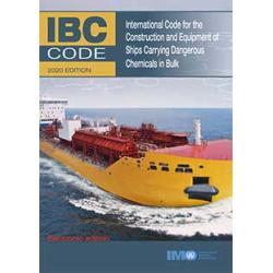 IBC Code, 2020 Edition