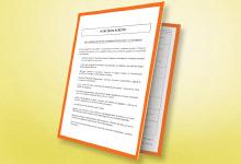 Istruzioni scritte ADR 2021 ITA (10pz)