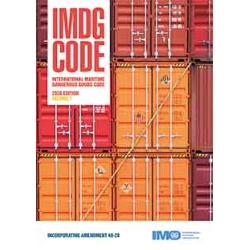 IMDG Code 2020 (English)