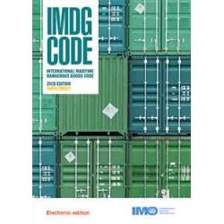 IMDG Code 2020 SUPPLEMENT (English)