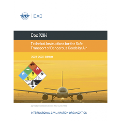 ICAO/OACI Technical Instruction - 2021-2022 ed.