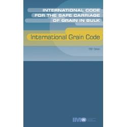International Grain Code, 1991 Ed. - e-reader
