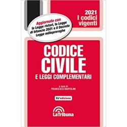 Codice Civile, ed. 2021
