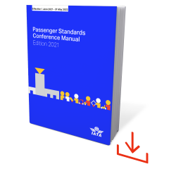 IATA Passenger Services Conference Resolutions Manual