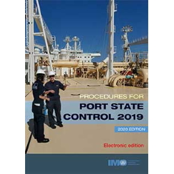 Procedures for port State control 2019, 2020 Ed.