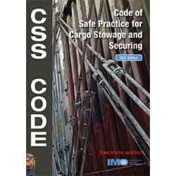 Code on Stowage/Securing (CSS) 2021 Ed.