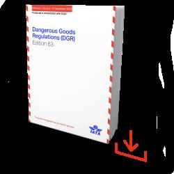 IATA DGR 2022 - eDGR web download (English)