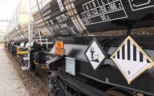 IL TRASPORTO FERROVIARIO DI MERCI PERICOLOSE a conclusione dell'anno europeo delle ferrovie